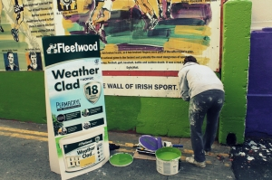 Fleetwood Paint Donation