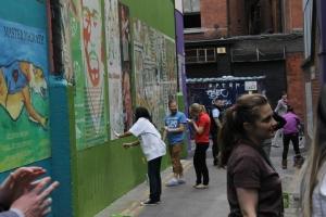 Summer Renovation with the Starbucks team- Bedford Lane
