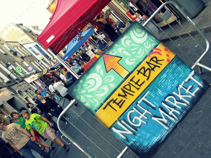 Temple Bar Night Market