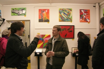 "EXHIBITION: ""THE IDEAL SHOW"" by Danny Wynne"