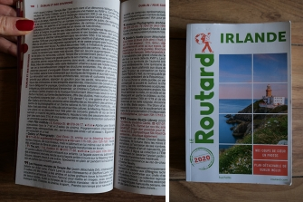 LE ROUTARD IRELAND -  French Tour Guide about Ireland.