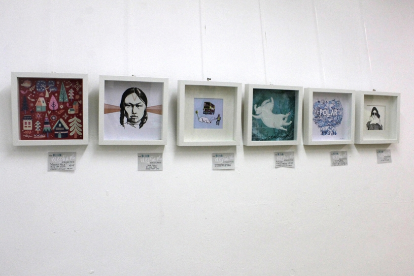 EXHIBITION: THE BLIND ELEPHANT ILLUSTRATION COLLECTIVE